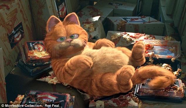 Obesitas Kucing Anjing Hewan Peliharaan